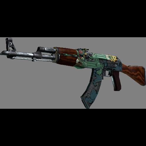 AK-47  火蛇(久经沙场)
