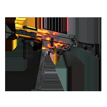 UMP-45 | 炽烈之炎 (崭新出厂)