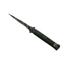短剑(★) | 森林 DDPAT (久经沙场)