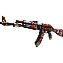 AK-47 | 血腥运动 (久经沙场)