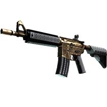 M4A4 | 皇家圣骑士 (略有磨损)