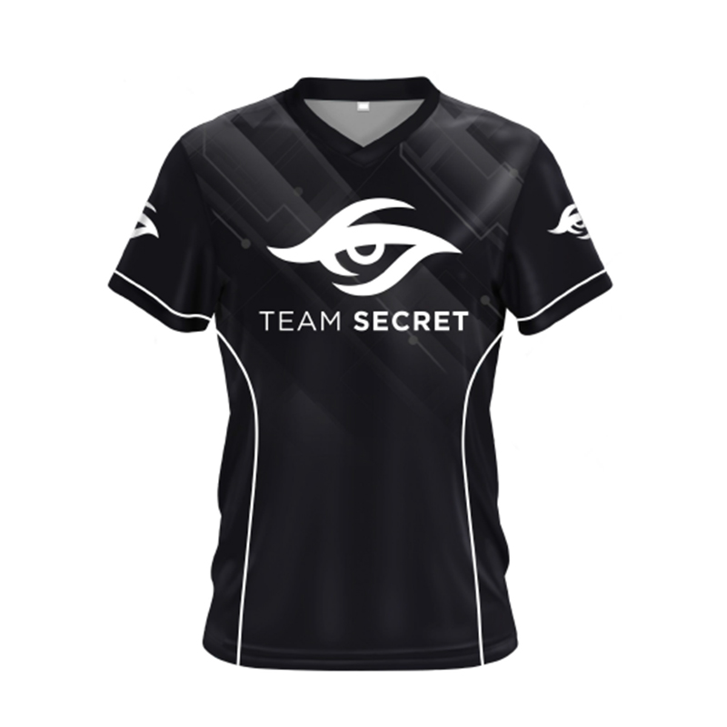 Team Secret Jersey 电竞短袖队服 美国官网同步 Dota2