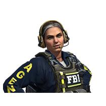 Ava特工 | 联邦调查局(FBI)