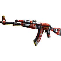 AK-47 | 血腥运动 (略有磨损)