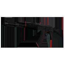 AK-47 | 红线 (略有磨损)