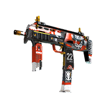 MP7 | 血腥运动 (崭新出厂)