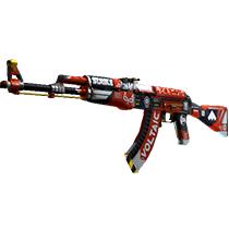 AK-47 | 血腥运动 (崭新出厂)