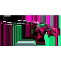 AK-47 | 霓虹革命 (略有磨损)