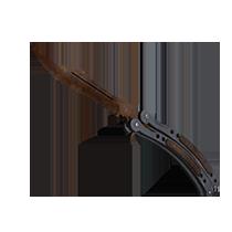 蝴蝶刀(★) | 外表生锈 (战痕累累)