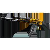 AK-47 | 燃料喷射器 (久经沙场)