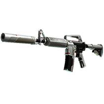 M4A1 消音型 | 机械工业 (久经沙场)